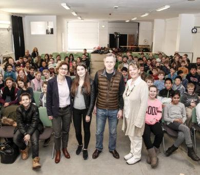 Allergikerfreundliche Schule: ECARF zertifiziert 2016 die Berlin Brandenburg International School