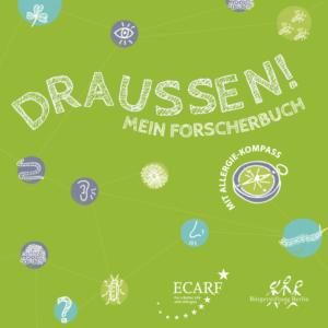 Cover des Draußen! Forscherbuches