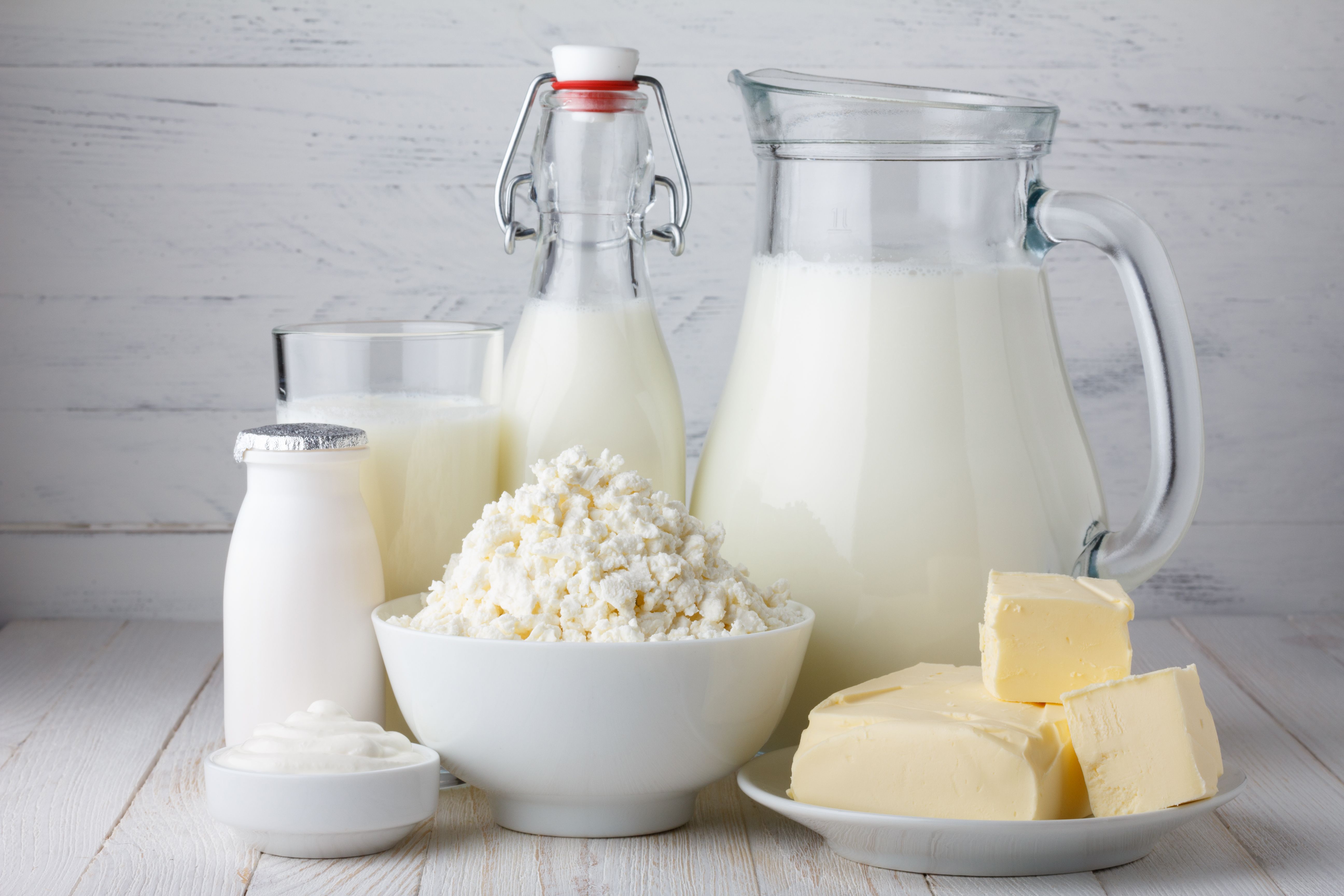 How to Replace Dairy Products If You Have a Milk Protein Allergy – Tips and  Recipes   ECARF